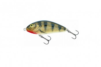 Salmo fatso floating emerald perch 14 cm