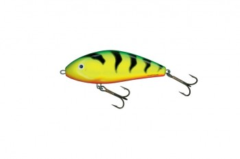 Salmo fatso floating green tiger 10 cm