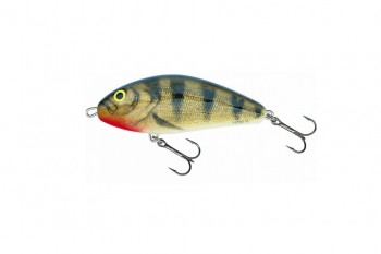 Salmo fatso sinking emerald perch 14 cm