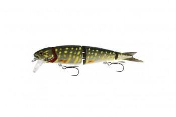 Savage Gear - 4Play herring lip lure - jack pike 3D
