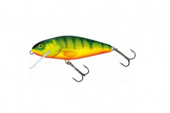 Salmo Perch shallow runner hot perch 12 cm