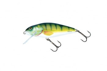 Salmo Perch shallow runner perch 12 cm