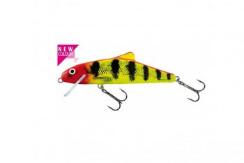 Salmo Skinner clown yellow perch 10 cm