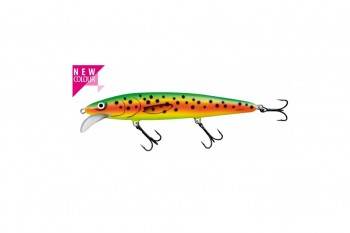 Salmo whacky floating spotted parrot 12 cm