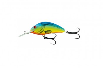 Salmo hornet floating chartreuse blue 4 cm