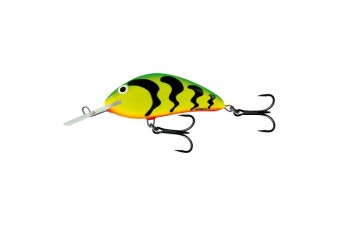 Salmo hornet floating green tiger 9 cm