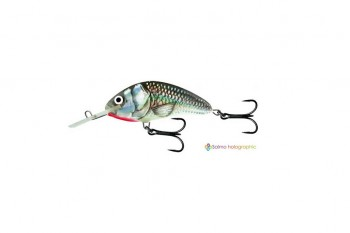 Salmo hornet floating holo grey shiner 5 cm