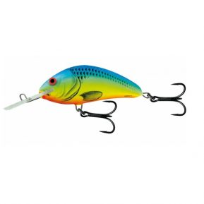 Salmo hornet sinking chartreuse blue 4 cm