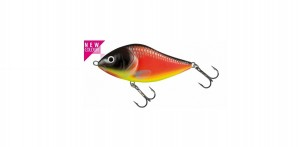 Salmo slider sinking orange freak 10 cm