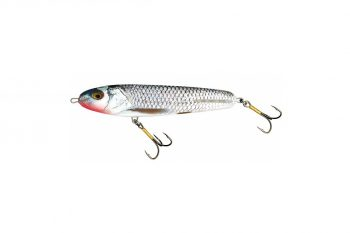 Salmo sweeper sinking real grey shiner 10 cm
