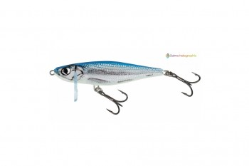 Salmo thrill sinking blue fingerling 9 cm