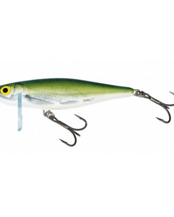 Salmo thrill sinking olive bleak 9 cm