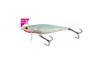 Salmo thrill sinking silver ghost 7 cm