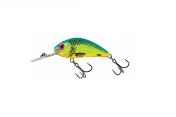 Salmo rattlin hornet chartreuse blue