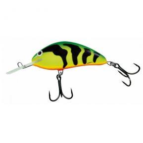 Salmo hornet floating green tiger 5 cm