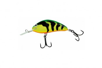Salmo hornet floating green tiger 5 cm
