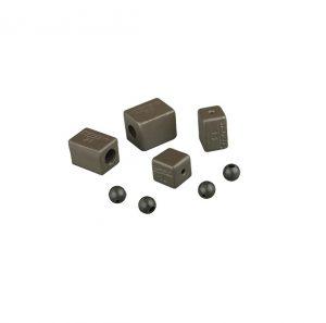 Spro-Deadbait-Cube-Sinkers